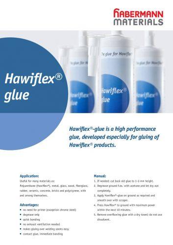 Hawiflex®-glue (PDF)