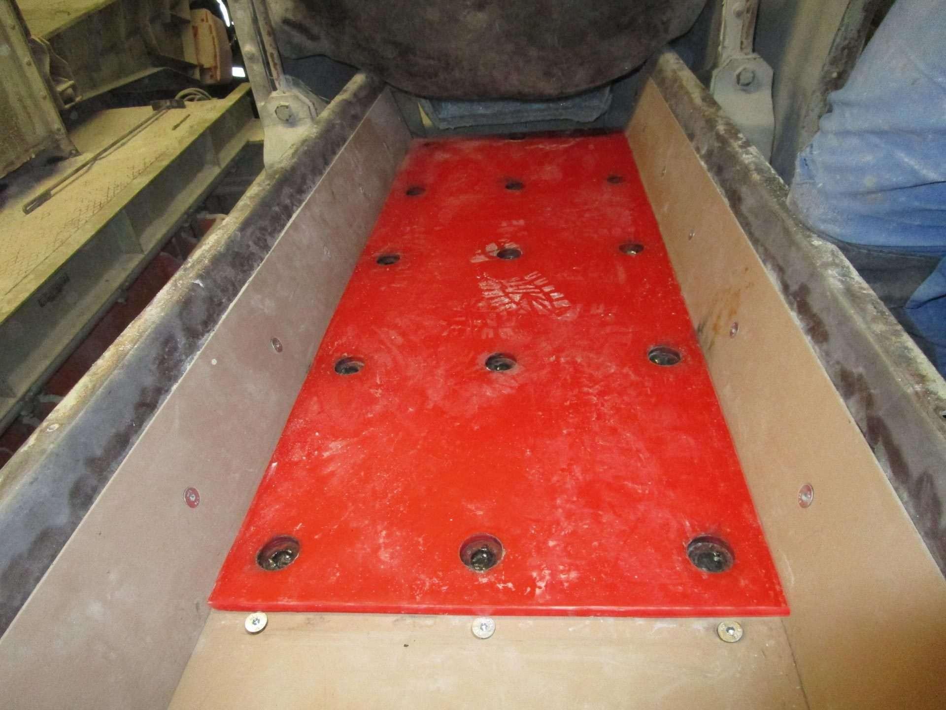 Anschweißplatten / welded sheets