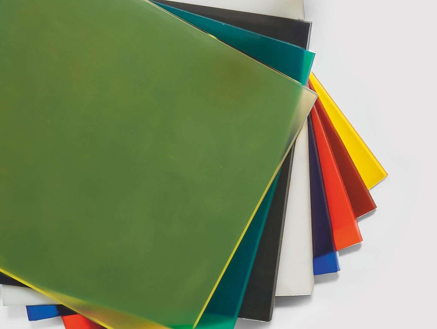 Platten mit individuellen Sondermaßen / Sheets - individual designed
